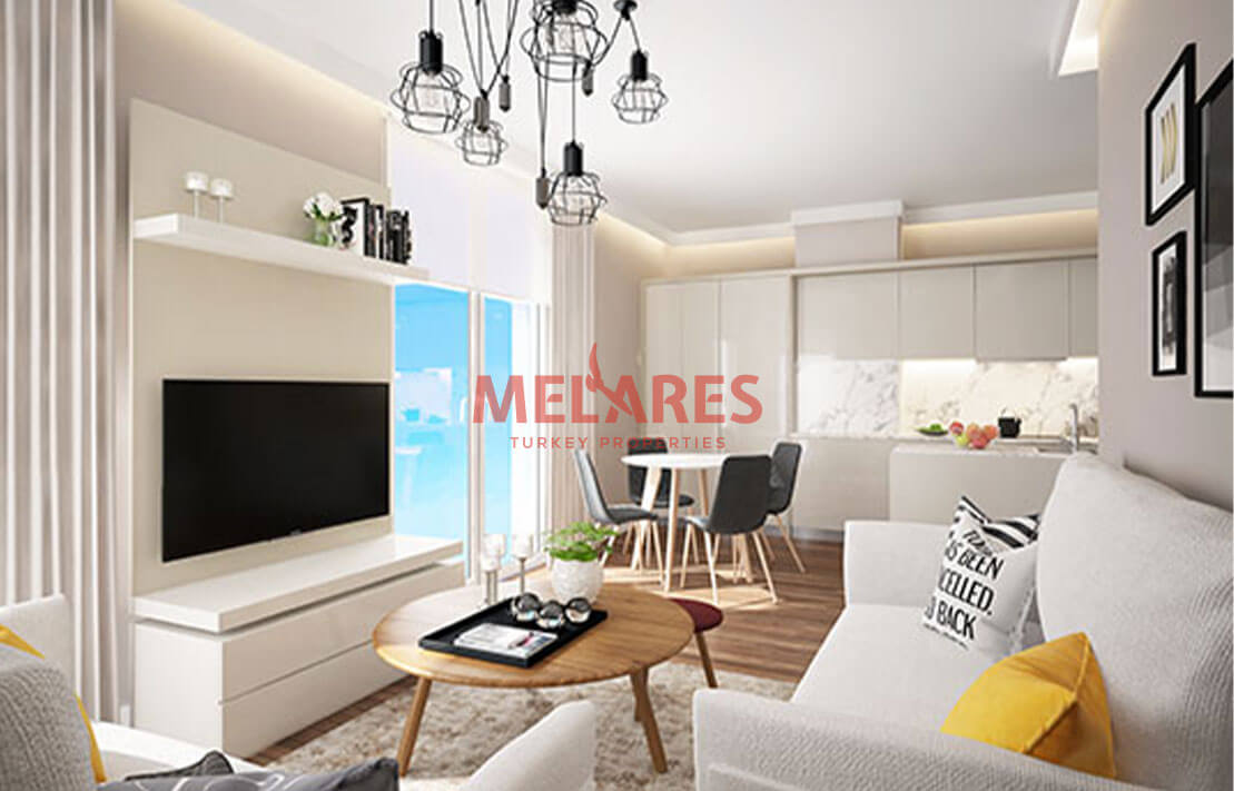 Luxury Residence in the Heart Of Istanbul City in Levent