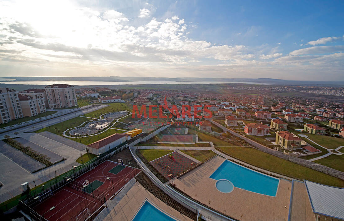 Best Apartment for Sale in Istanbul Buyukcekmece