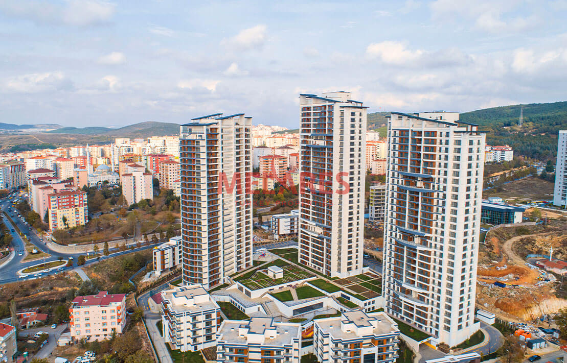 Magnificent Apartment for Sale in Istanbul Kartal