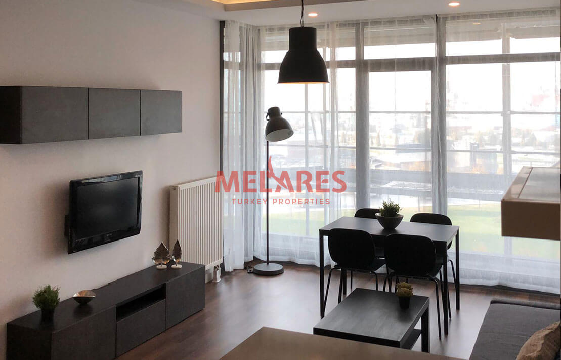 Luxury Apartment for Sale in Best Part of Istanbul
