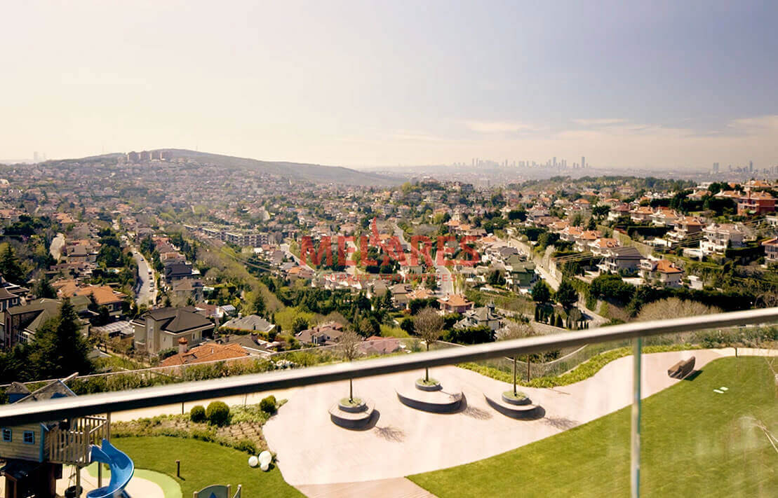 Invest by Buying a House in Istanbul Beykoz
