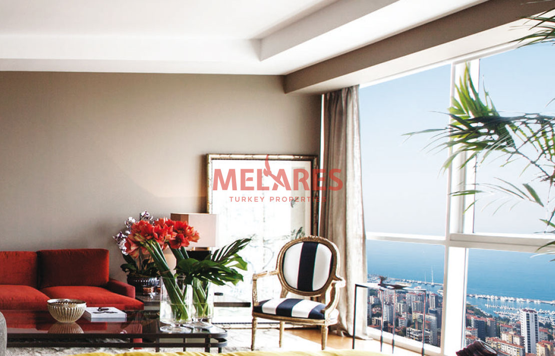 Residance for Sale with Stunning View Of the Marmara Sea