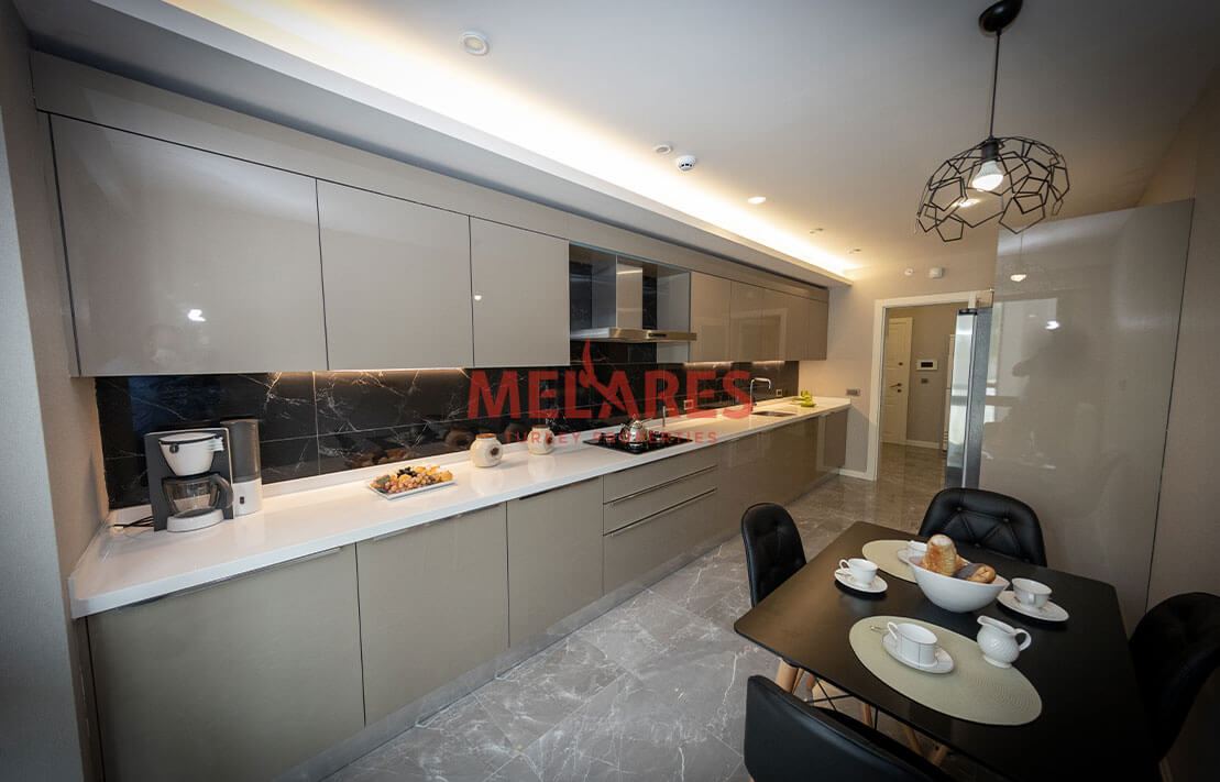 Buy an Amazing Apartment in Bahcesehir Istanbul