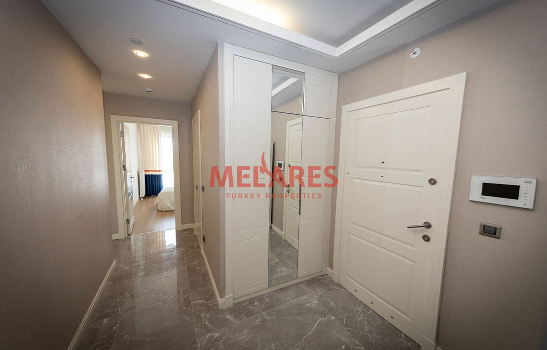 Glamorous Apartment in Istanbul Bahcesehir with Unique Landscape
