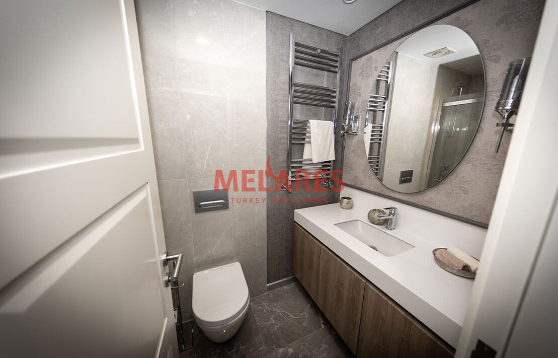 Magnificent Apartment for Sale in Istanbul Bahcesehir