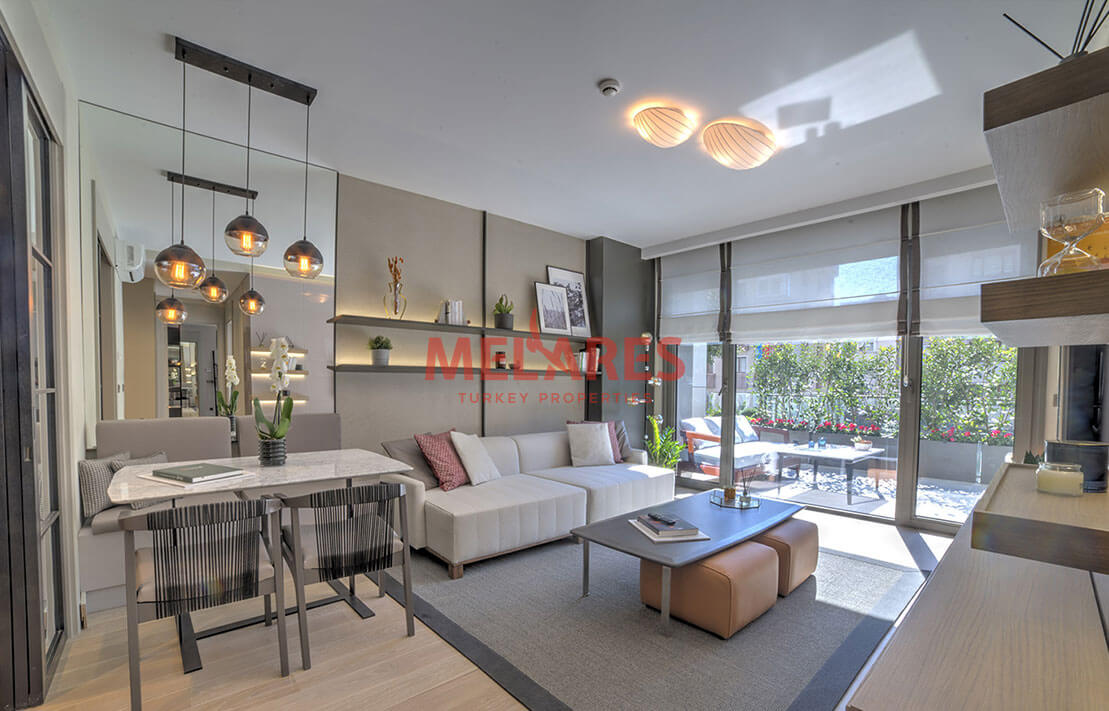 Luxury, Safe and Comfortable Apartment for Sale in Istanbul