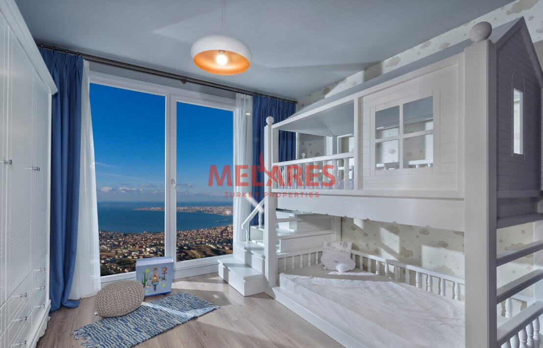 Obtain Turkish Citizenship by Investing on Property with Sea View