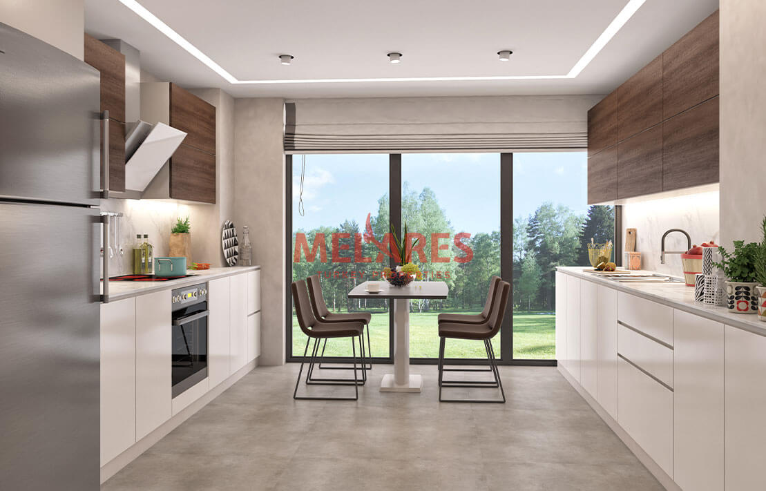 Unique And Luxury Apartment in Istanbul Cekmekoy