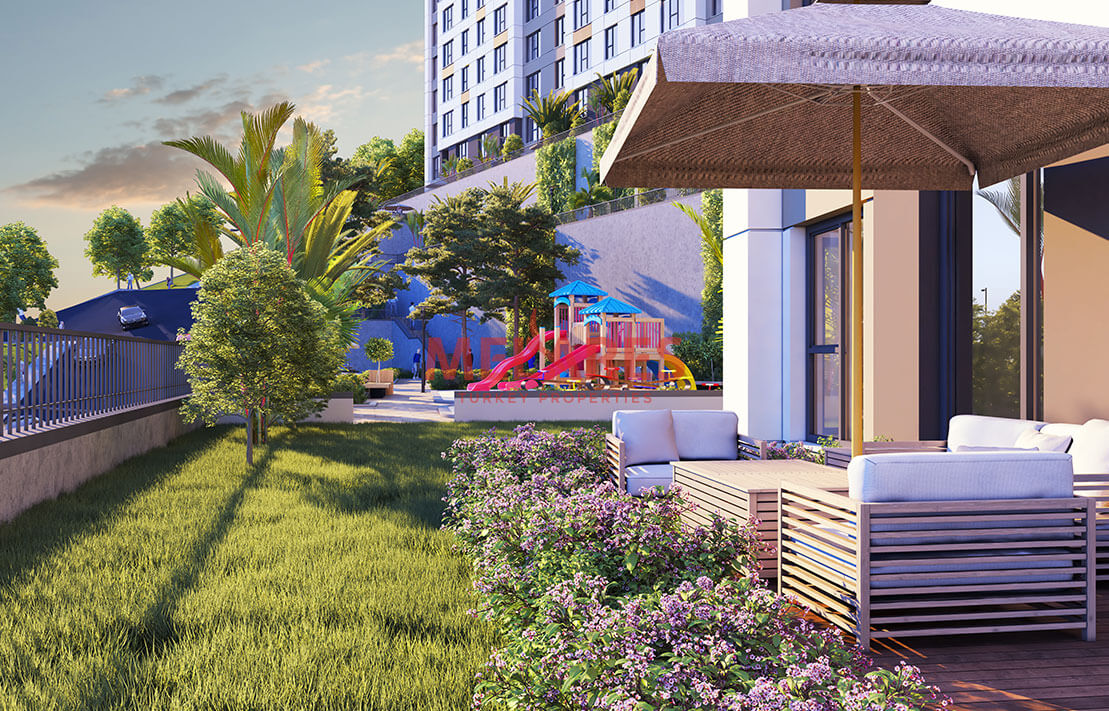 Modern Apartment for Sale in Istanbul Eyup