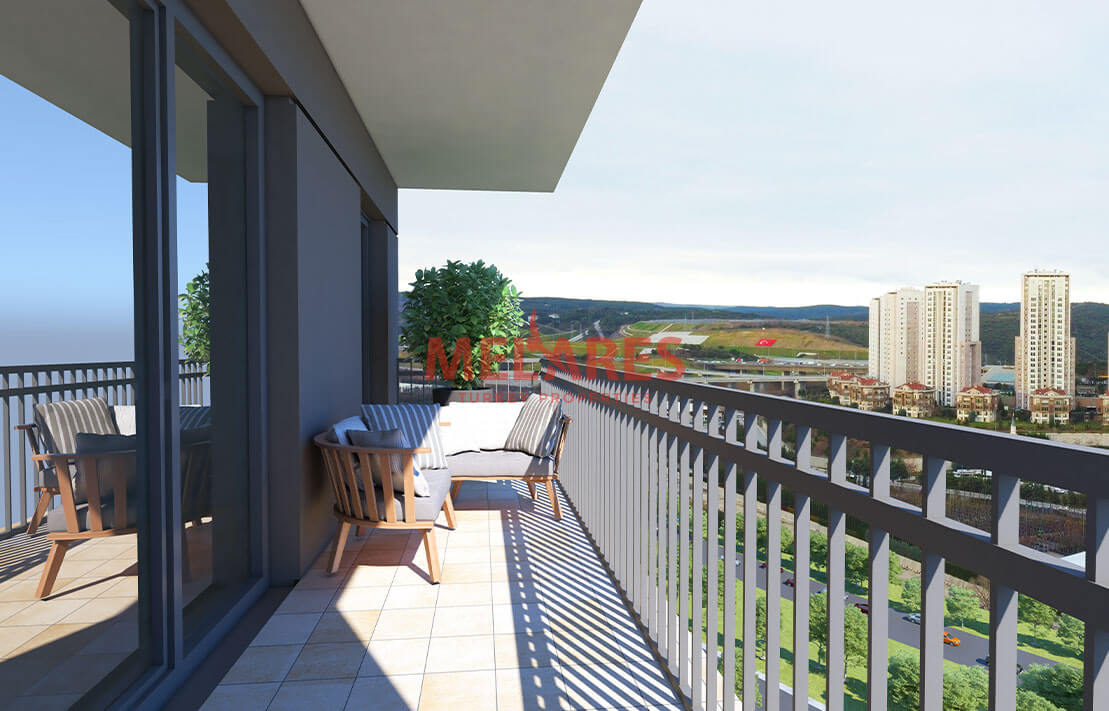 Buy an Amazing Apartment in Eyup Istanbul