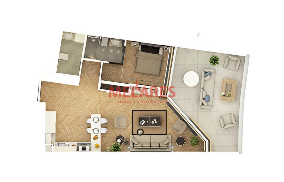 Fantastic Real Estate for Sale in Istanbul Bahcelievler