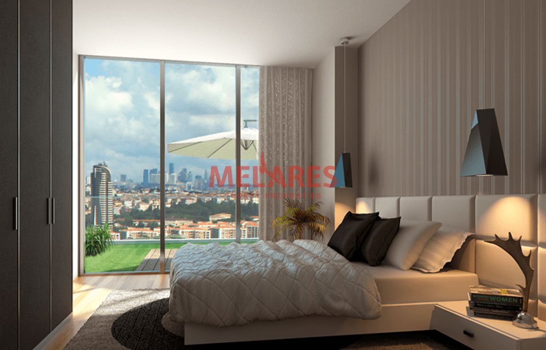 Ultra Luxury Apartment for Sale in Istanbul