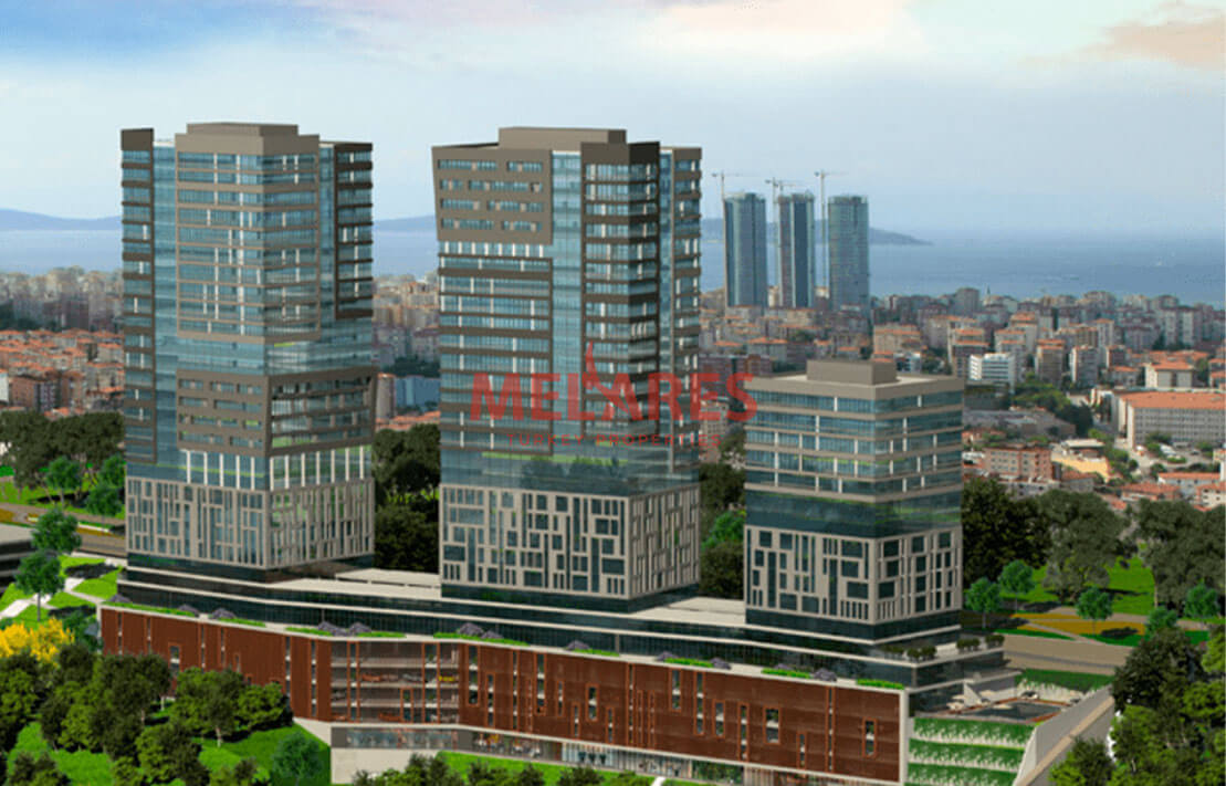FantasticApartment for Sale in Istanbul Kadikoy