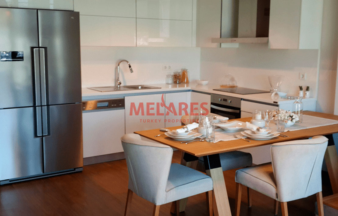 Amazing Sea View Apartment For Sale in Kadikoy Istanbul