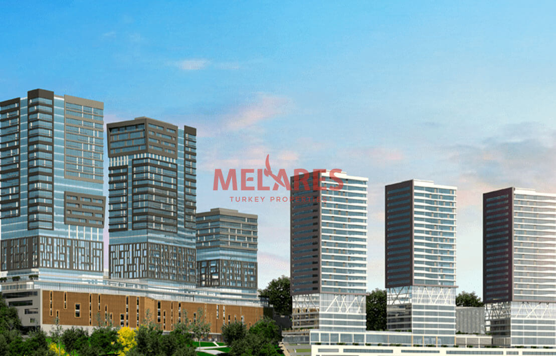 Magnificent Real Estate for sale in Istanbul Kadikoy