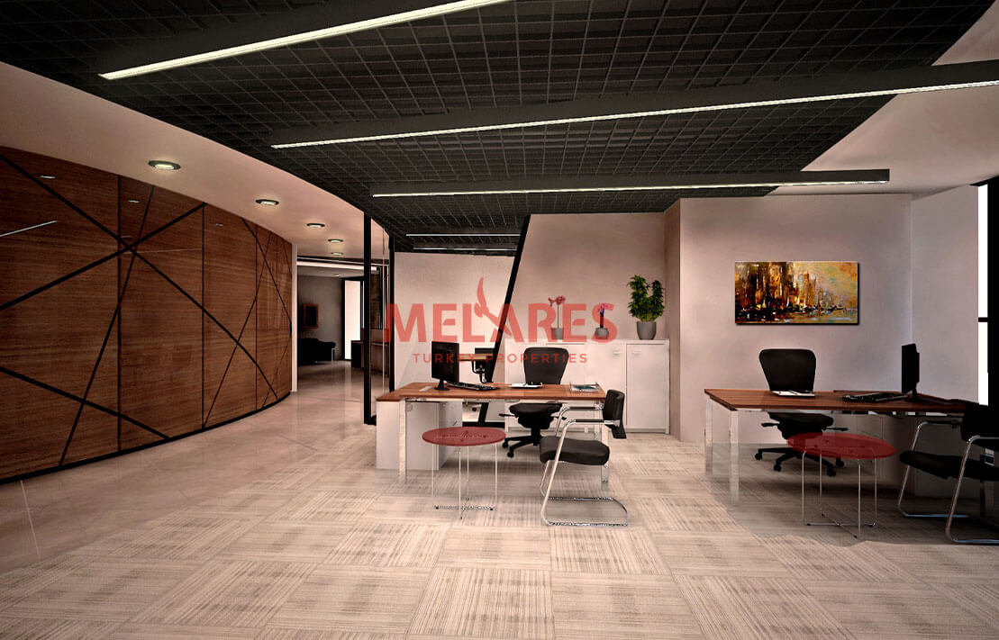 Offices for Sale in Istanbul with a Great Location