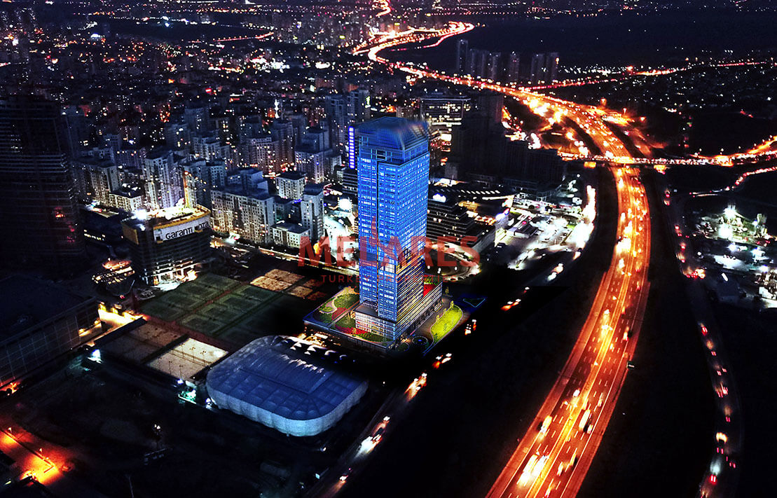Investment Residence for Sale in Istanbul