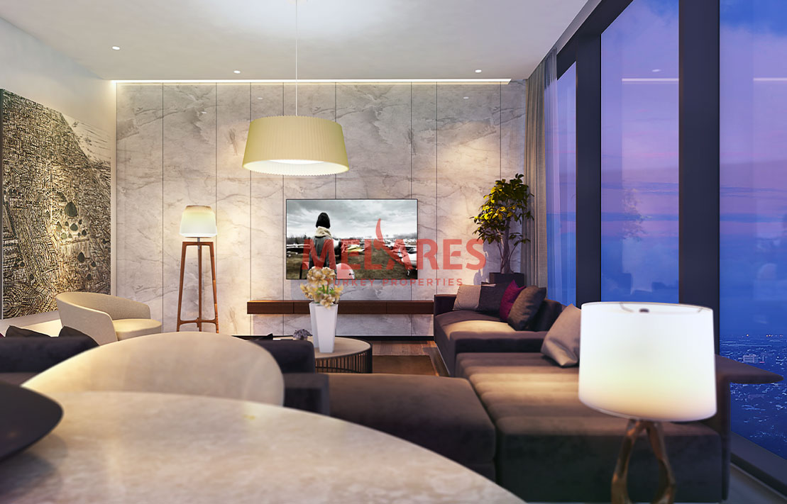 Perfect Home Office apartment for Sale in European Side of Istanbul