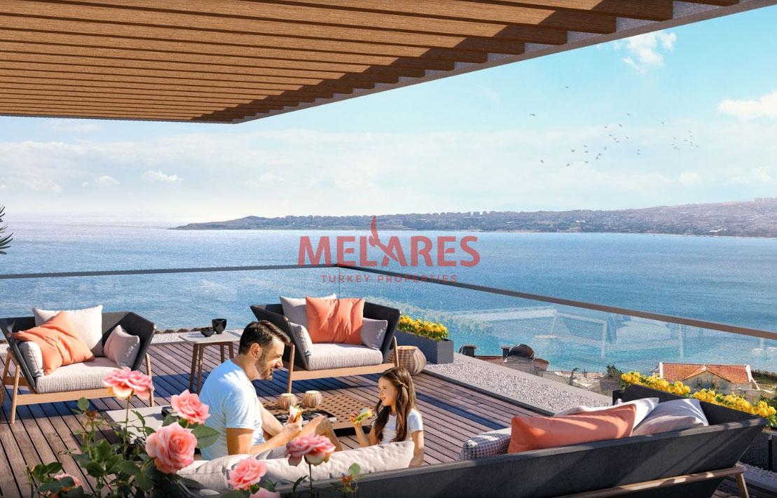 Modern Apartments for Sale in Istanbul Buyukcekmece