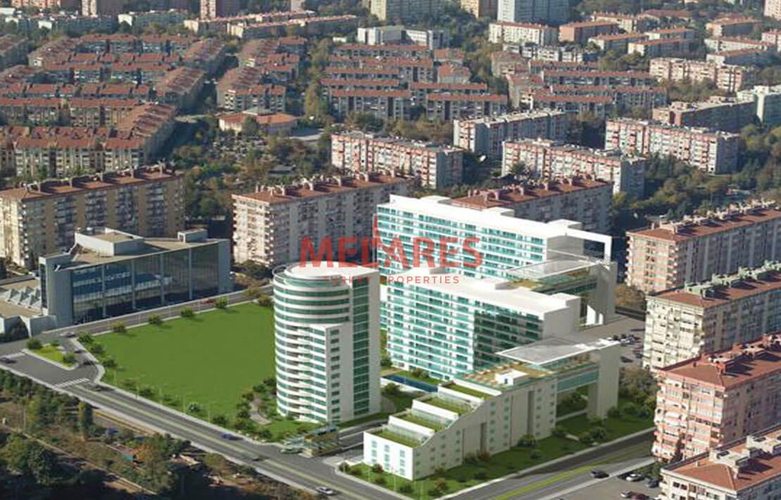 ملک لوکس و دوبلکس برای فروش در استانبول بویوکچکمجه
