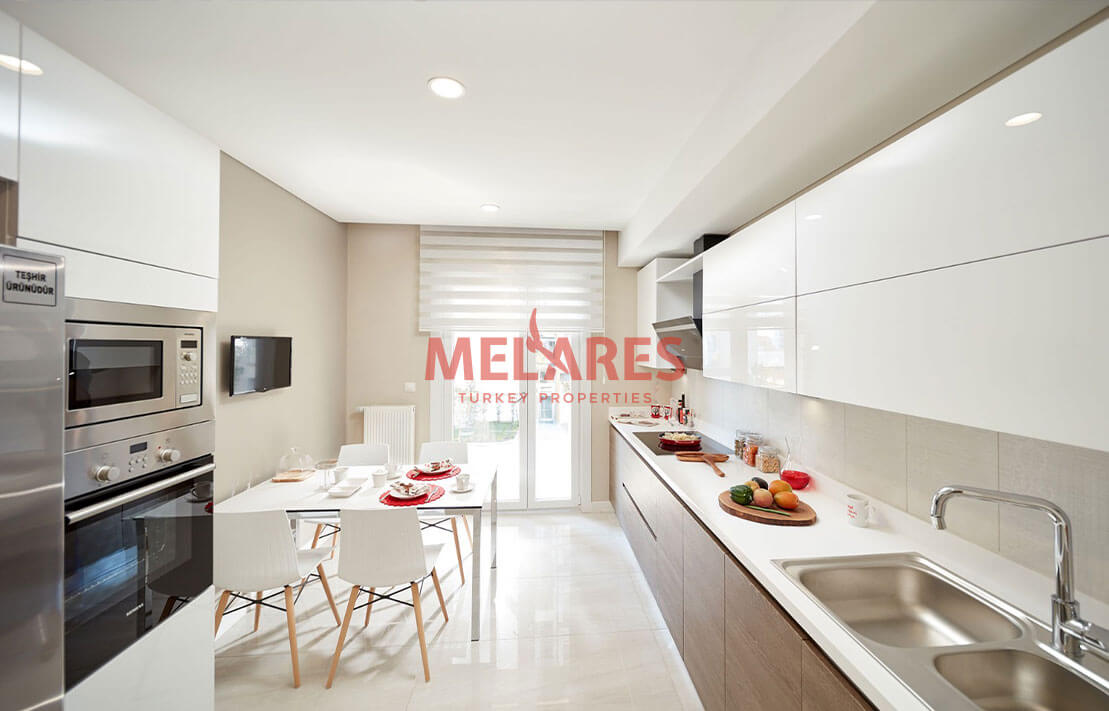 Best and Fantastic Apartment for Sale in Istanbul