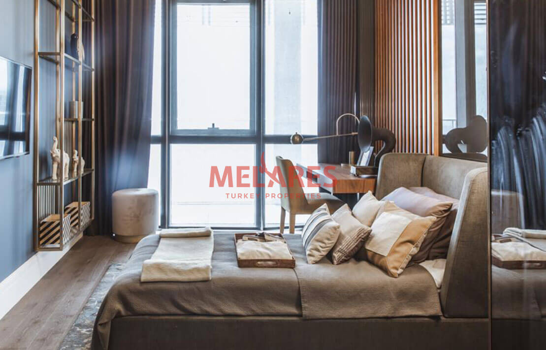Best Residence for sale in Istanbul with panoramic view