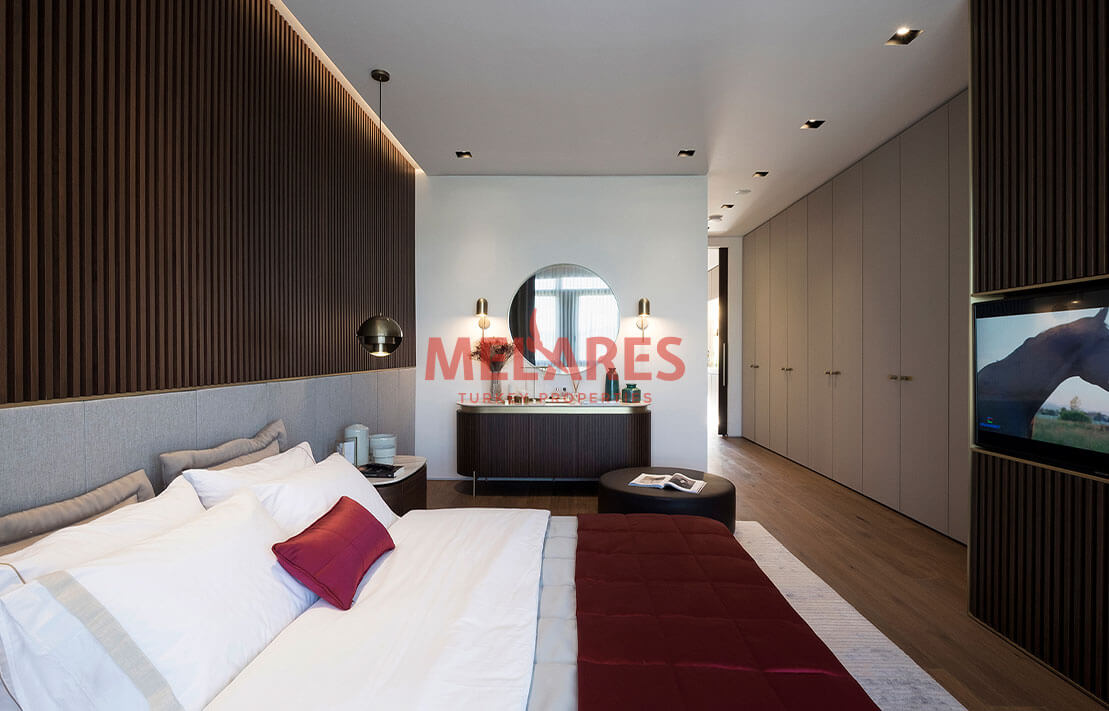 A Luxury Triplex villa with a Great Location in Istanbul