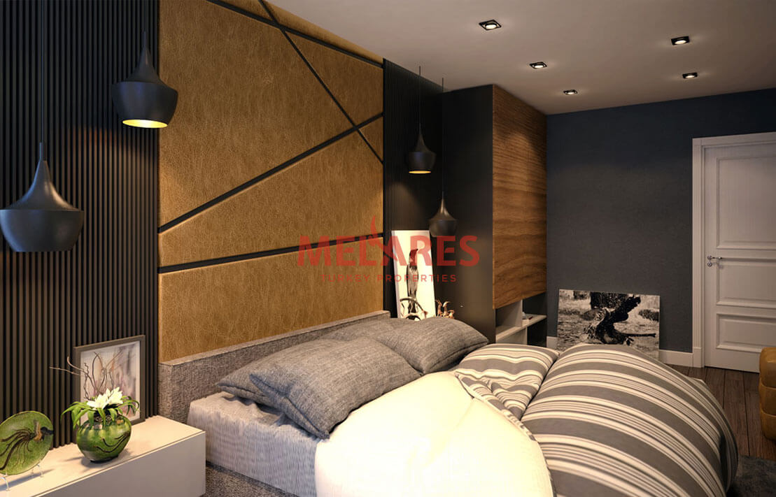 Comfortable  Apartment for Sale in Istanbul kagithane