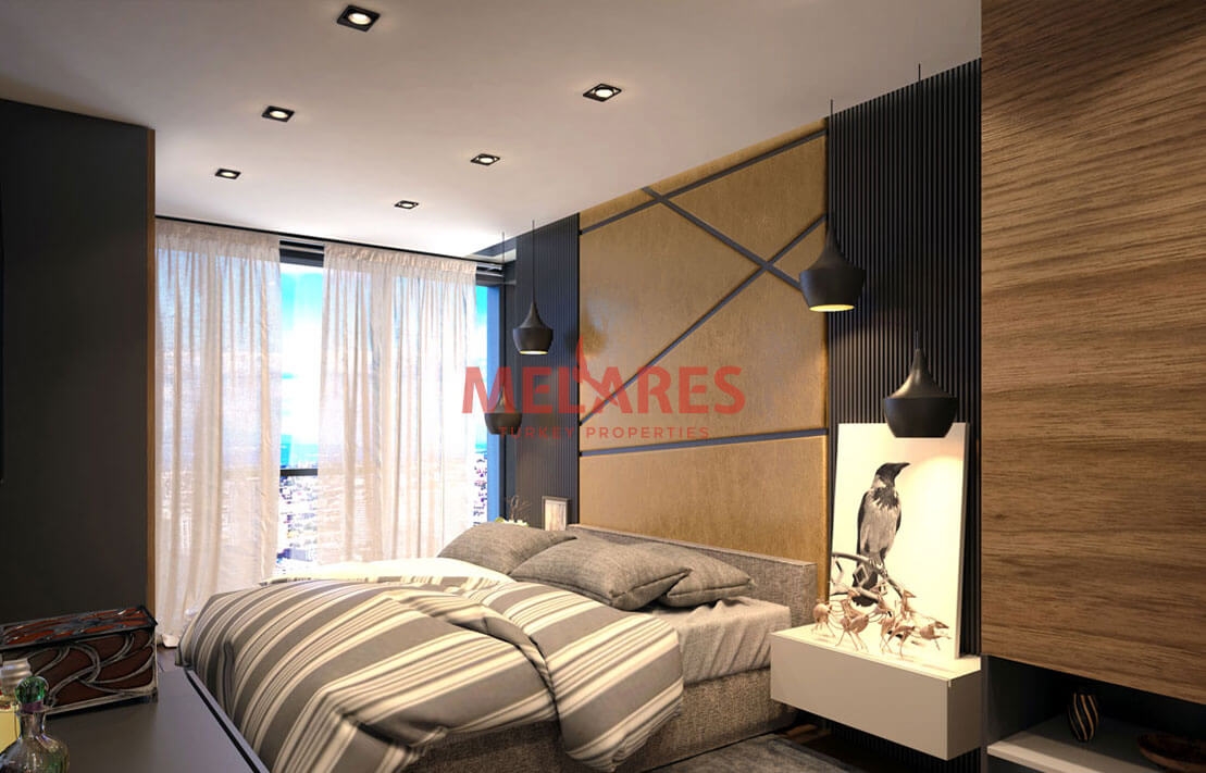 Amazing apartment for sale in Istanbul kagithane