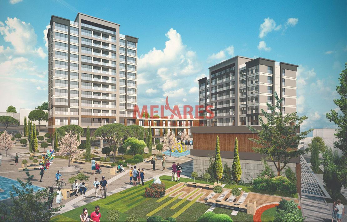Magnificent Apartment for Sale in Beylikduzu