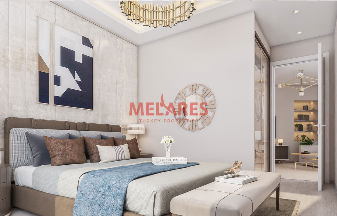 Magnificent Apartment for Sale in Istanbul Esenyurt