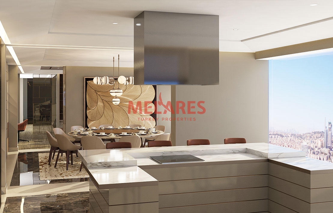 A New Vision of Life in Luxury Istanbul Real Estate