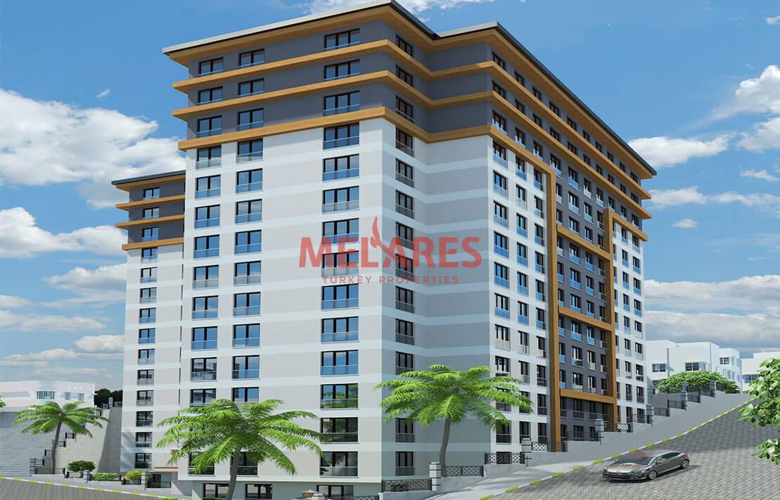 Fantastic Residence for Sale in Istanbul Besiktas