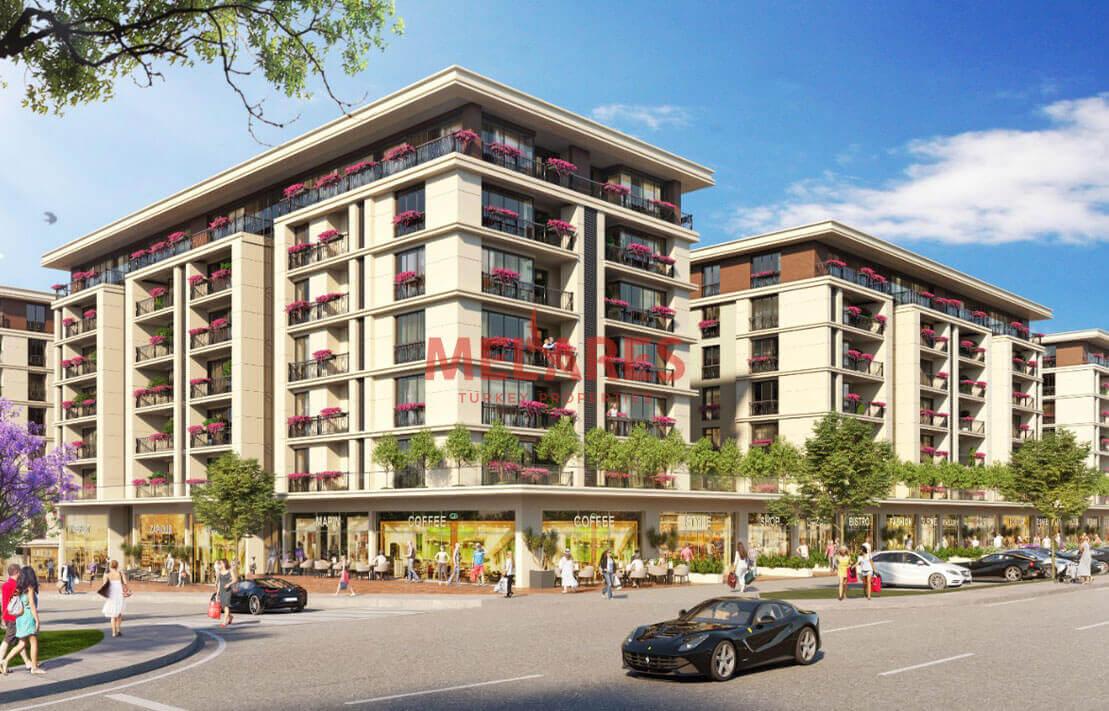 Amazing Apartment for Sale in Istanbul Esenyurt