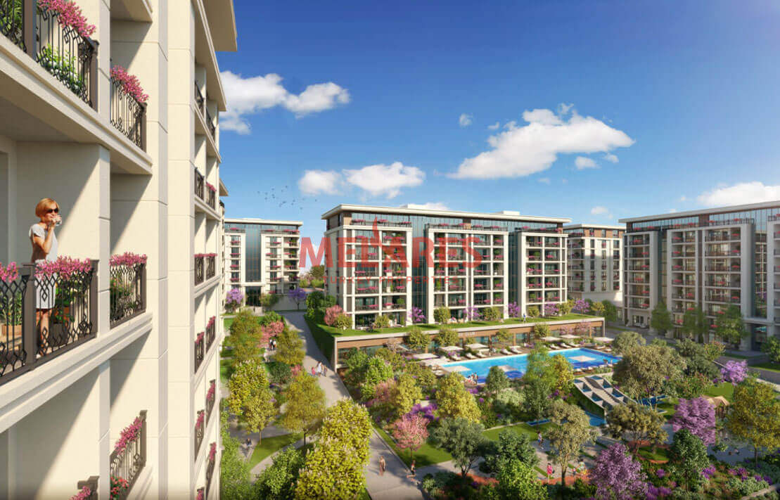 Invest in Central Esenyurt with Buying This Luxury Apartment