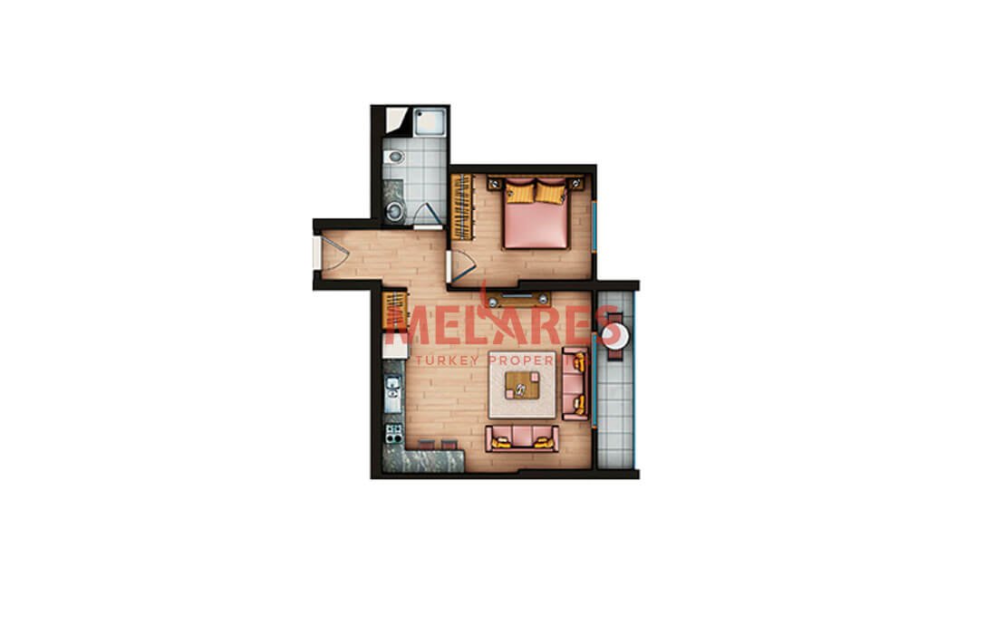 Best House for Sale in Istanbul Atasehir