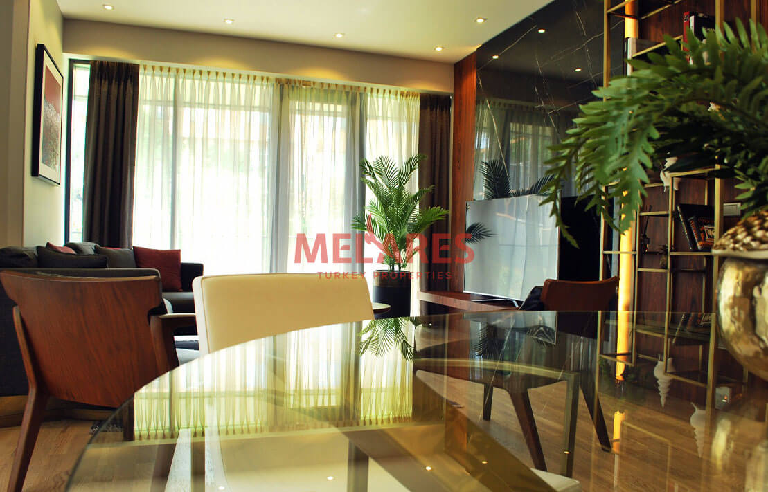 Ultra-Modern Apartmet for sale in the City of Istanbul in Kadikoy