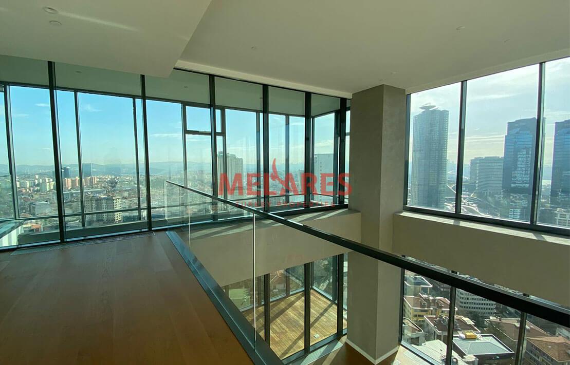 Ultra Luxury Loft apartment for Sale in Sisli