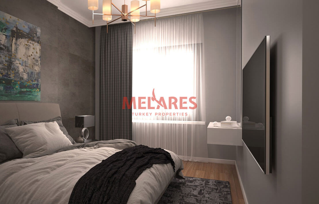 Modern and Nice Apartment for Sale in Istanbul Umraniye
