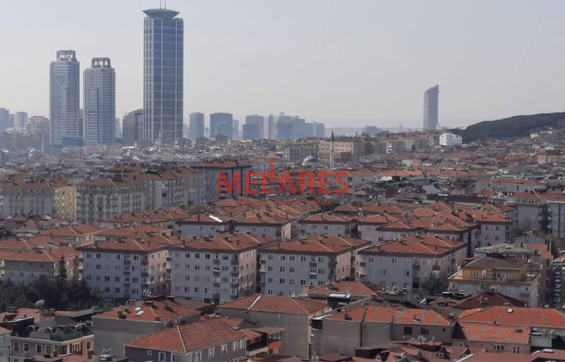 Fantastic Duplex Apartment for sale with an Amazing View in Istanbul