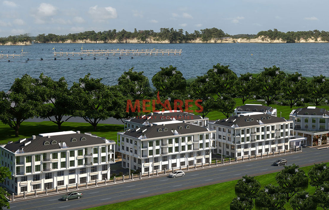 Luxury Apartments for Sale with Amazing Sea views
