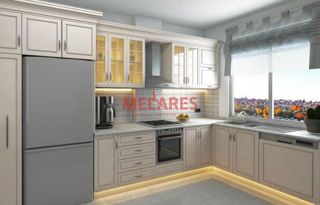 Unique and Modern Apartment for Sale in Beylikduzu