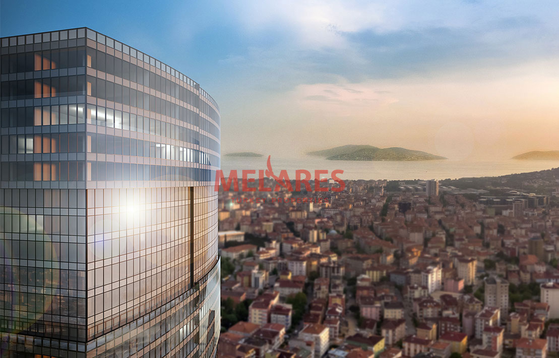 Luxury Office for Sale in Istanbul Built with a 1st-class Quality