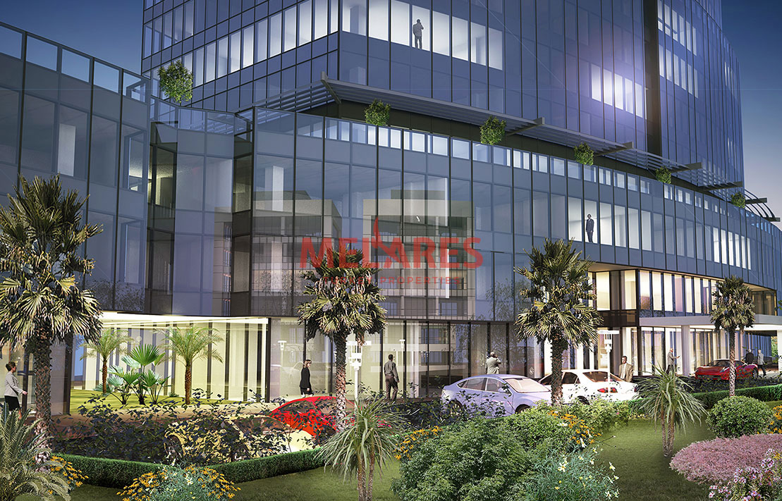 A Profitable Investment Opportunity with office for Sale in Istanbul