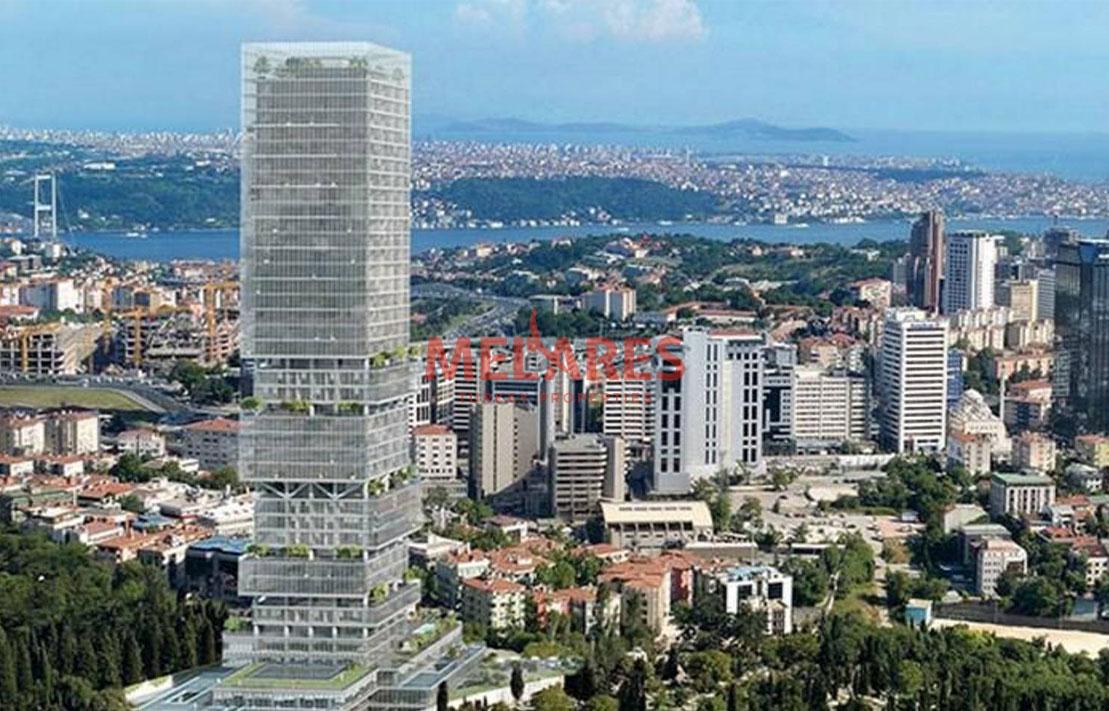 خرید ملکی فوق العاده لوکس و مدرن در استانبول در منطقه زیبا شیشلی