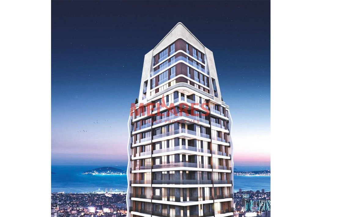Apartment for Sale in the Asian side of Istanbul