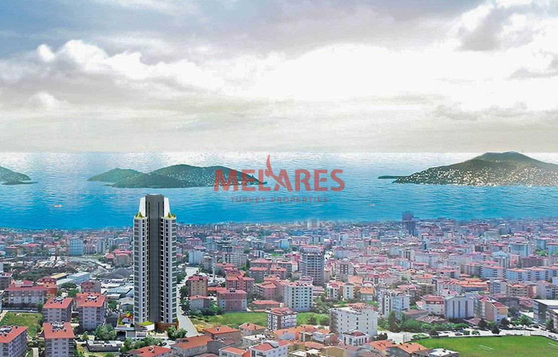 خرید ملکی لوکس در قلب استانبول در منطقه کارتال