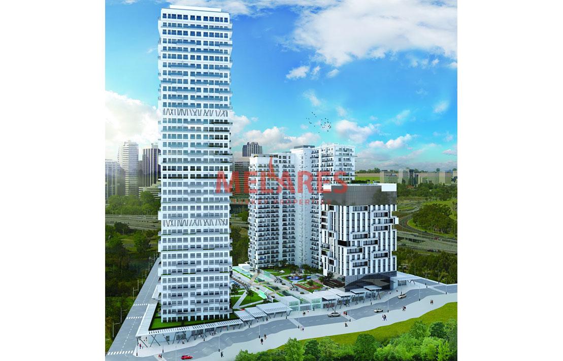 Luxury Apartment for Sale in Istanbul Esenyurt
