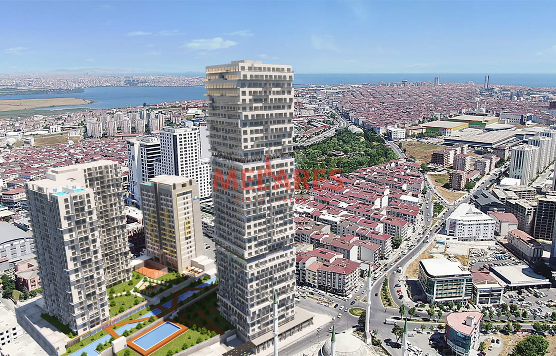 Luxury and Comfortable Apartment for sale in Istanbul