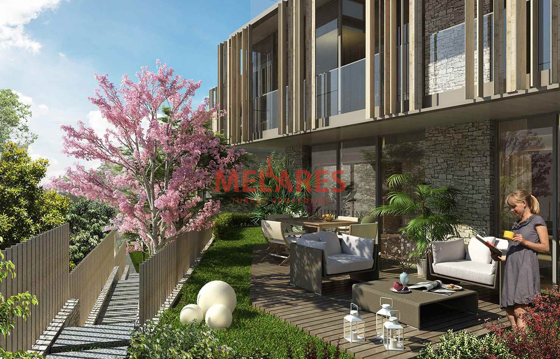 House for Sale with Bosphorus View in Istanbul